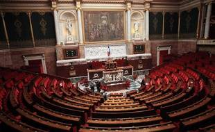 L'Assemblée nationale en mai 2011.