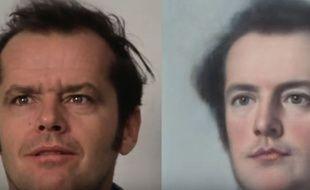 L'application AI Portraits permet de transformer votre visage en tableau de maître.