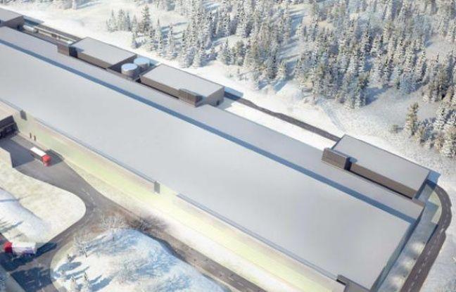 Le datacenter de Facebook à Lulea en Suède sera construit sur ce modèle.