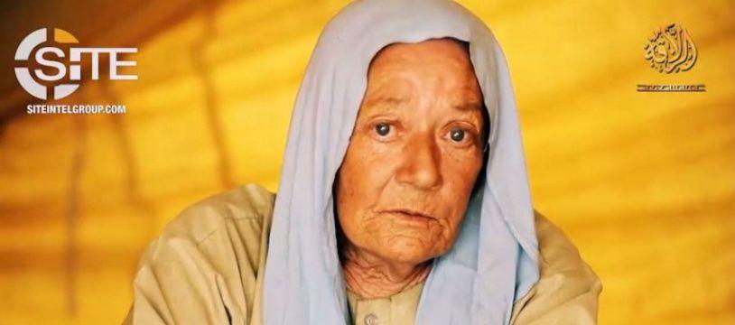 Sophie Pétronin, retenue en otage au Mali.