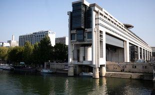 Le ministère de l'Economie et des Finances, à Paris le 18 septembre 2020.