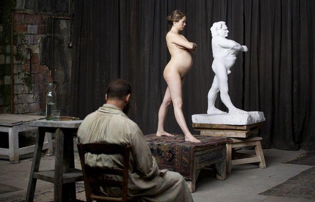 Vincent Lindon dans Rodin de Jacques Doillon