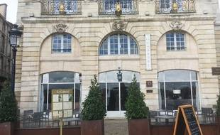 Le restaurant Le Gabriel à Bordeaux.