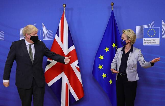 648x415 boris johnson premier ministre britannique ursula van der leyen presidente commission europeenne