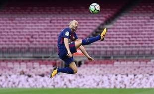 Andrés Iniesta la légende