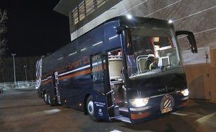 Trois cars du MHSC transporteront des spectateurs depuis onze communes de l'Hérault, à partir du 15 octobre 2016, pourles amener directement au stade de la Mosson.