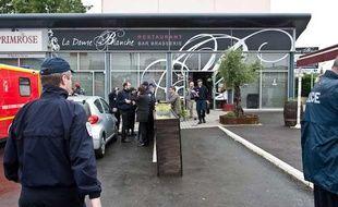 Un restaurateur s'est retranché dans son établissement avec deux bonbonnes de gaz, lundi 21 mai à Bordeaux