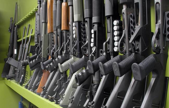 nouvel ordre mondial   Etats-Unis: A Chicago, une borne de fusils en libre service pour sensibiliser sur les armes à feu