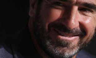 L'ancien footballeur français Eric Cantona, en mai 2009.