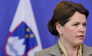 La Slovénie, considérée par les marchés comme un candidat potentiel à une aide internationale, va présenter d'ici le 9 mai à l'Union européenne (UE) un plan d'action pour lutter contre la crise, a annoncé vendredi le Premier ministre Alenka Bratusek.