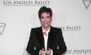 La femme d'affaires Kris Jenner