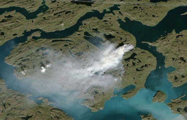 Des incendies ravagent le sud-ouest du Groenland depuis deux semaines