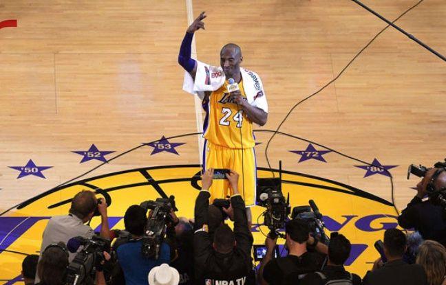 VIDEO. Mort de Kobe Bryant : Star éternelle des Lakers, Kobe était le plus grand joueur des années 2000