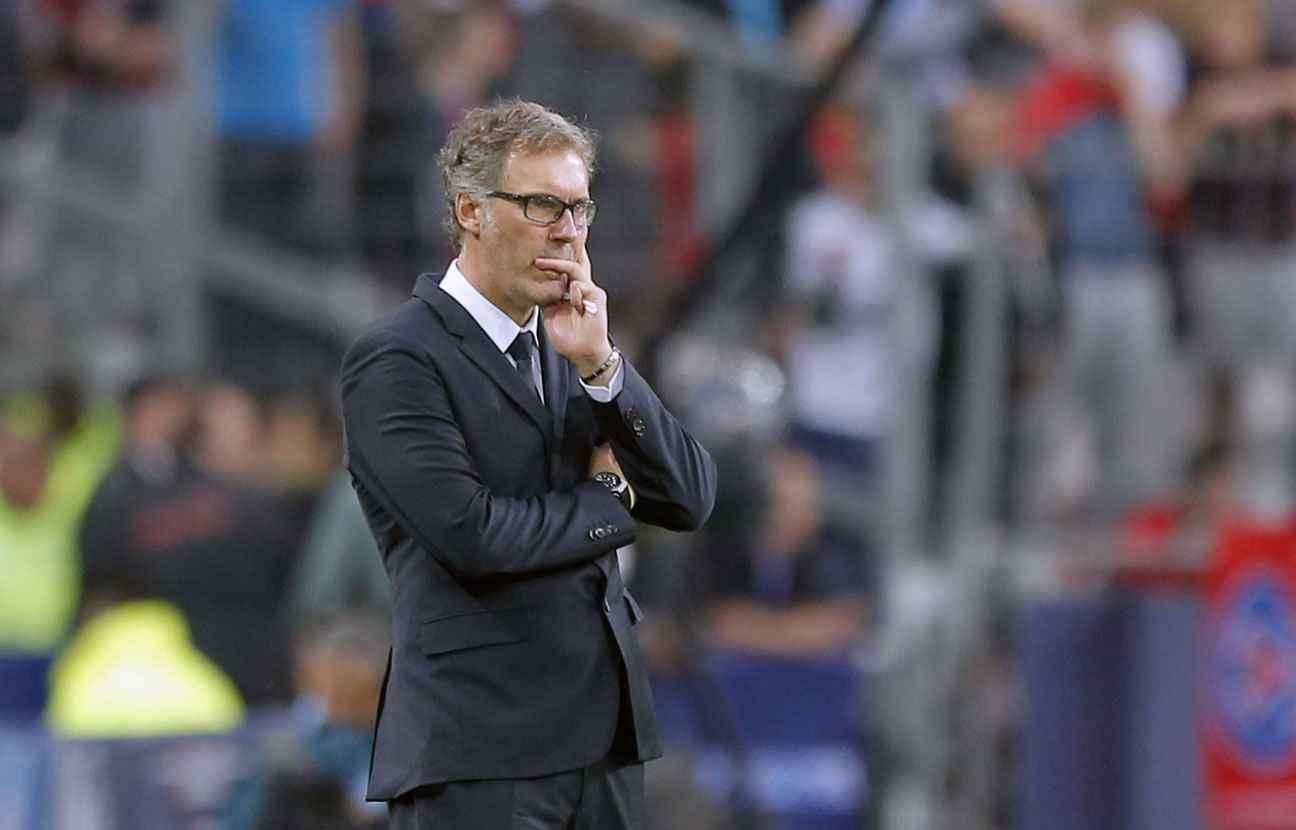 Laurent Blanc mis à l'écart du PSG