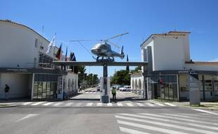 Marseille, le 25 juin 2015, le siege du groupe Airbus Helicopters a Marignane.