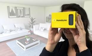 Avec Homebyme, une heure suffit pour créer et meubler une pièce et obtenir un rendu photo-réaliste ou à 360°.
