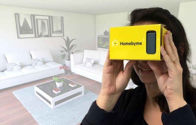 foire de paris vos id es d co prennent vie du c t de la r alit virtuelle. Black Bedroom Furniture Sets. Home Design Ideas
