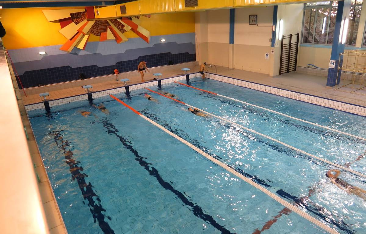 La piscine Apirant-Dunand dans le 14e arrondissement, est elle équipée du système Poséidon. – R.LESCURIEUX