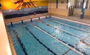 La piscine Apirant-Dunand dans le 14e arrondissement