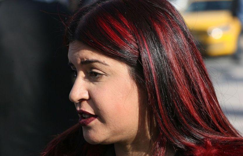 Lina Ben Mhenni, blogueuse et figure de la révolution en Tunisie, est morte