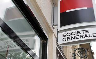 C'est une agence de la Société générale qui a été attaquée.