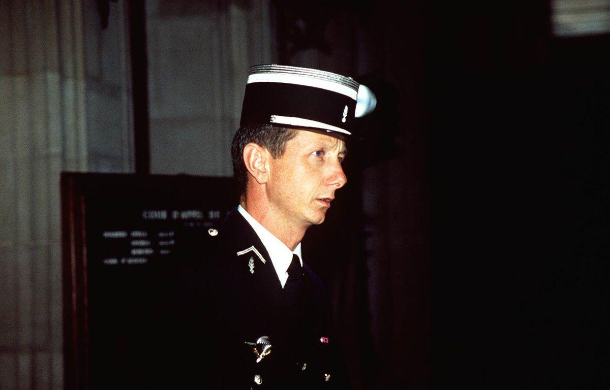 Etienne Sesmat a été l'un des premiers chefs d'enquête désignés – MOREAU MICHEL/SIPA