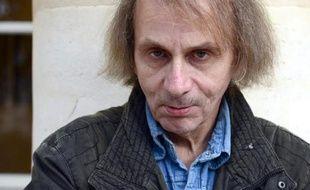 L'écrivain Michel Houellebecq, le 5 novembre 2014 à Paris
