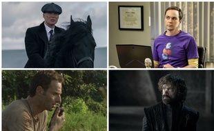 Thomas Shelby, Sheldon Cooper, Rick Grimes et Tyrion Lannister sont en lice pour le titre de personnage le plus emblématique de la décennie 2010.