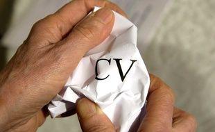 Un CV qui ne servira plus