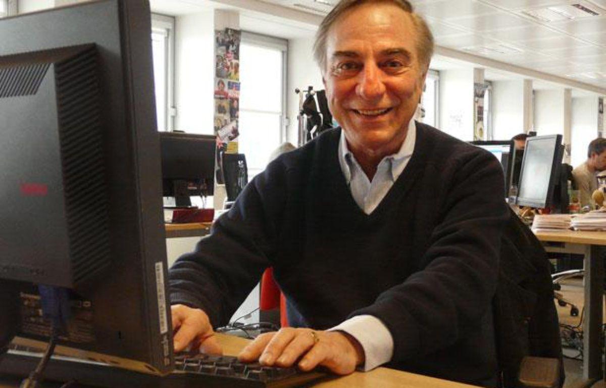 Allain Bougrain-Dubourg, président de la LPO – C.GONTHIER // 20 MINUTES