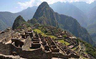 Le Machu Picchu, au Pérou.