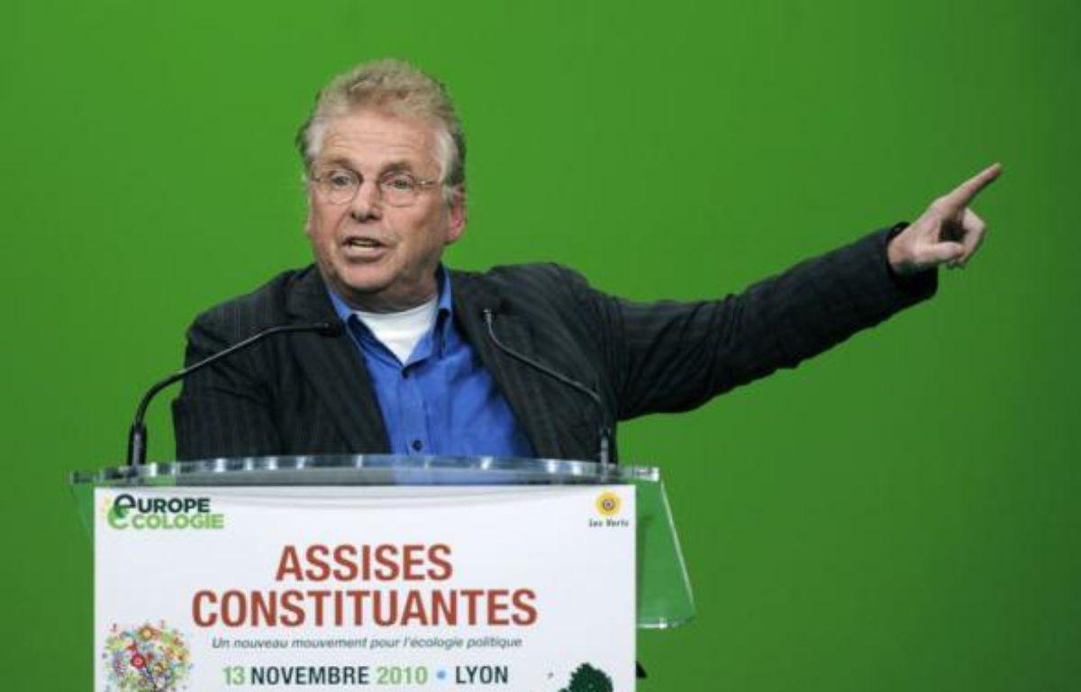 Cohn-Bendit, lui, a mis un peu en sourdine ses critiques. L'eurodéputé, sans qui EE n'aurait jamais existé, était toutefois loin d'être enthousiaste. – Philippe Desmazes AFP