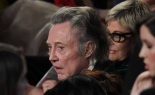 Christopher Walken aux Oscars en 2018