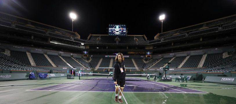 Le tournoi d'Indian Wells n'ouvrira pas cette année.