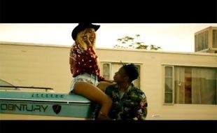 Beyoncé et Jay-Z dans leur bande-annonce «Run».