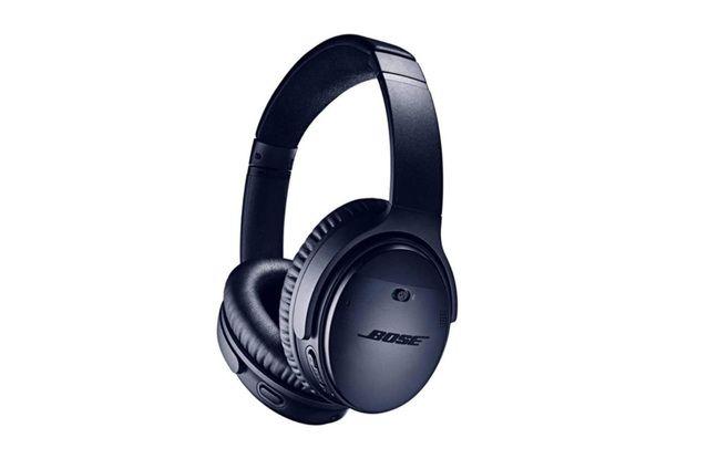 Le casque à réduction de bruit active Bose QuietComfort 35 II en promotion de 45%