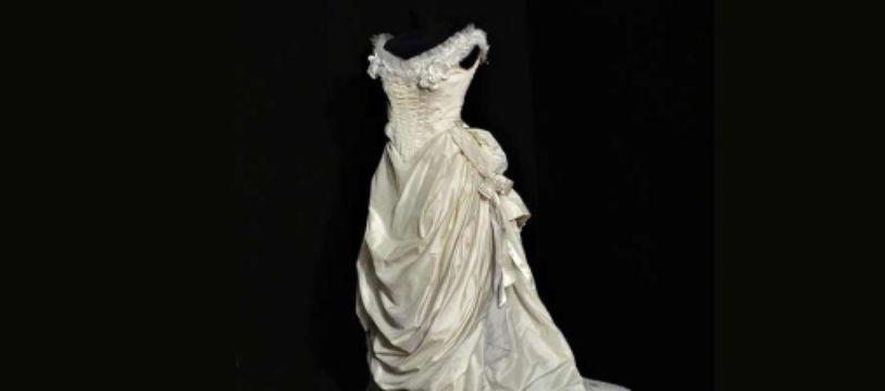 Une des robes vendues aux enchères par le théâtre du Capitole le 17 mars 2019.