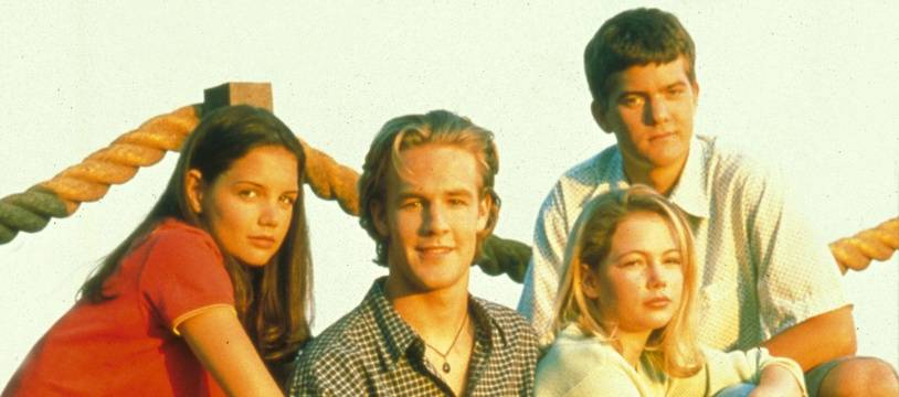 «Dawson», la série ado culte a 20 ans