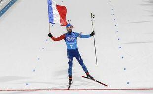 Martin Fourcade, déjà en or avec le relais mixte, veut finir sur une belle note ses JO de Pyeongchang.