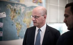 Jean-Michel Blanquer, ministre de l'Education.