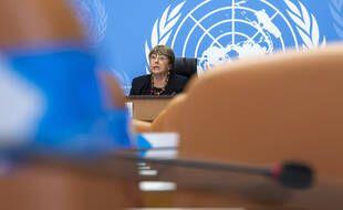 La Haute-Commissaire de l'ONU aux droits de l'homme, Michelle Bachelet a déclaré que les récentes frappes israéliennes sur Gaza pourraient constituer des crimes de guerre.