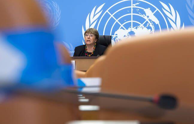 648x415 haute commissaire onu droits homme michelle bachelet declare recentes frappes israeliennes gaza pourraient constituer crimes guerre