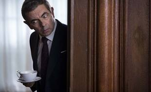 Rowan Atkinson dans Johnny English contre-attaque de David Kerr