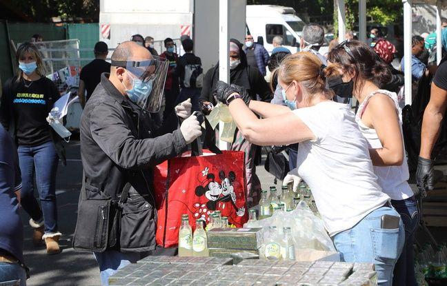Coronavirus en Seine-Saint-Denis: La sortie de la précarité alimentaire n'aura pas lieu le 11mai, ni même le 2juin