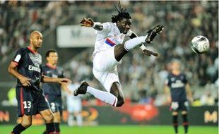 A partà Paris (1-1), Gomis a toujours gagné en L1 avant ou après un match européen.