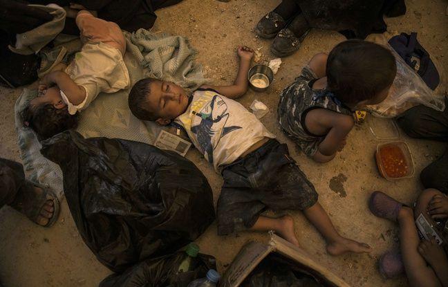 La France «viole les droits fondamentaux» en refusant de rapatrier les enfants de djihadistes selon la CNCDH