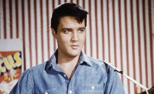 Elvis Presley en 1965.
