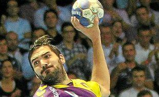 L'Espagnol Jorge Maqueda.