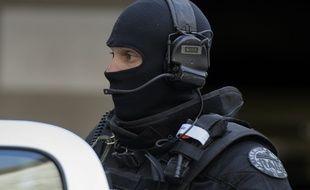 Un policier du Raid. (Illustration)