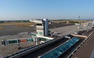L'aéroport de Strasbourg-Entzheim a vu passer 1,3 millions de passagers en 2019.